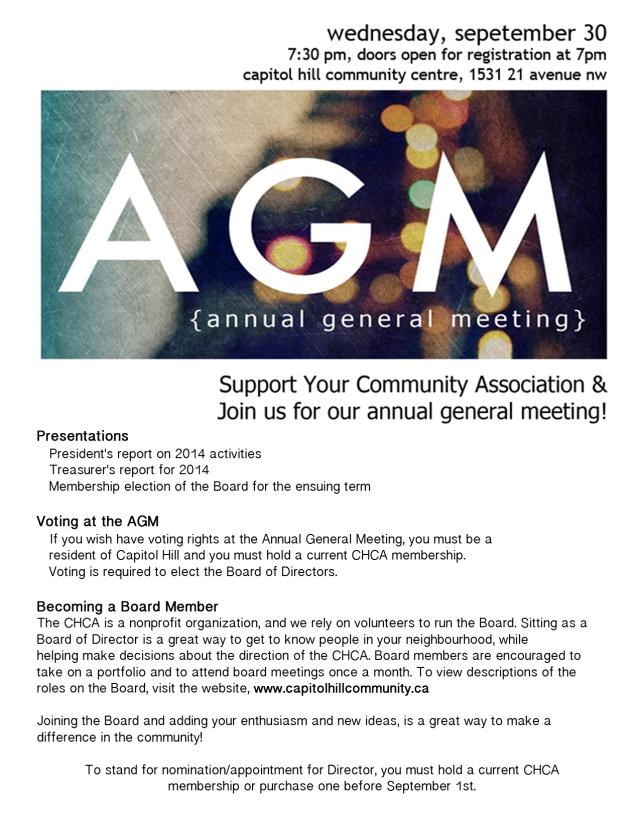 AGM2015 Poster