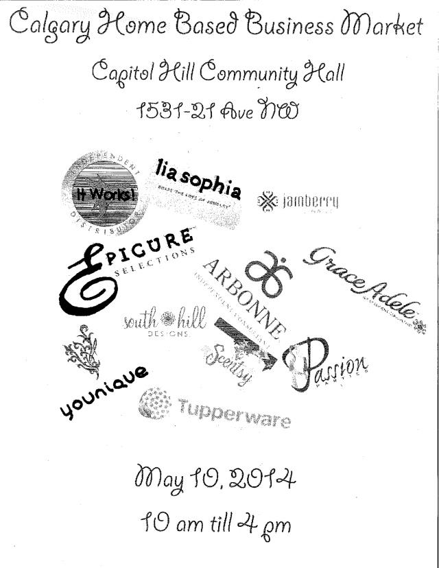 Cagary HBB - May 10, 2014