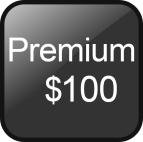 Premium membership button